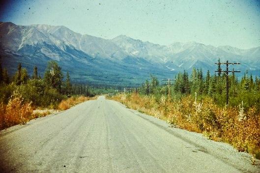 Alaska Highway 1953